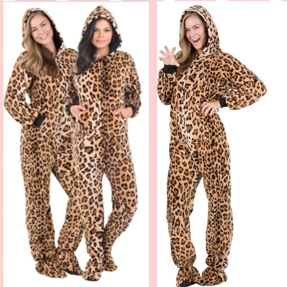 5121b26ee Footed Pajamas Intimates   Sleepwear